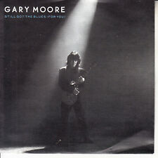 """GARY MOORE Still Got The Blues For You PICTURE SLEEVE 7"""" 45 rpm vinyl record NEW"""
