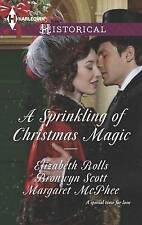 A Sprinkling of Christmas Magic: Christmas CinderellaFinding Forever-ExLibrary