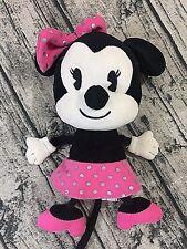 "New listing Hallmark Mini Mouse 12"" Plush From August 2013 Stuffed Toy Vintage Era Look"