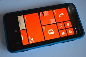 Nokia Lumia 620 - 8GB - Blue (Vodafone) Smartphone