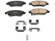 Rear Disc Brake Pad and Hardware Kit For 2010-2016 Cadillac SRX 2015 2011 S828VC