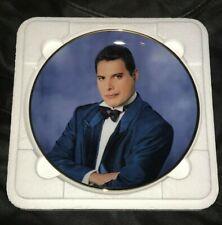 Barcelona  - Freddie Mercury Danbury Mint Limited Edition Plate Boxed + COA + NM