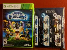 SKYLANDERS IMAGINATORS Video Game Only Xbox 360(2016) With Poster