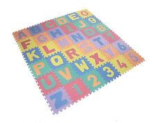 EFG 36 teilige Matten Puzzlematte ca. 93 x 93 cm