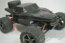 TRAXXAS 1/16 E-REVO CONCEPT DESERT TRUCK CARBON FIBER BODY  W/ LED LIGHT