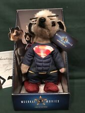 Compare the Market Sergei as Superman Limited Edition Soft Toy