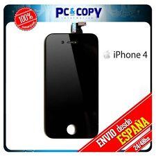 Pantalla completa LCD para iPhone 4 4S 5 5S 5C SE 6 6S 7 Plus Blanca Negra A+++