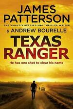 Texas Ranger by Patterson James 1787460096 The Cheap Fast Post