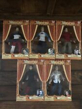 *Nsync collectible marionette dolls No Strings Attached Tour complete set Nib