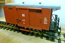 LGB 4030 Gauge G Closed Goods Wagon of the German Reichsbahn