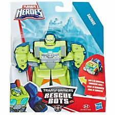 Transformers Rescue Bots Salvage figure playskool Hasbro New VHTF