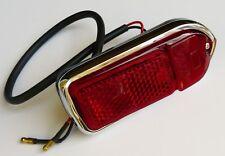 LUCAS 54923 L824 Rojo Izquierdo Trasero Luz de Señalización Lateral Para MGB