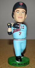 RARE 2013 Minnesota Twins Joe Mauer Season Ticket Holder Bobblehead STH MLB