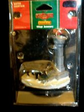 NEW~LEMAX VILLAGE ACCESSORY~2010~WATER FOUNTAIN~DOG DRINKING~COVENTRY COVE~NIOP
