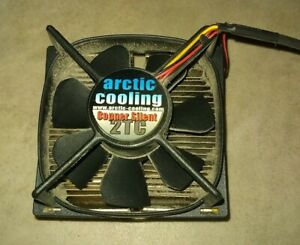 """arctic cooling Prozessorkühler Kühler Computer """"Copper Silent"""""""