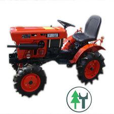 Traktor Schlepper Allrad Kubota B6001 Bulldog neu lackiert und komplett überholt