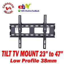 """23""""-47"""" LCD PLASMA LED TV TILT WALL MOUNT BRACKET 24,27,28,29,32,36,37,39,40,42"""""""
