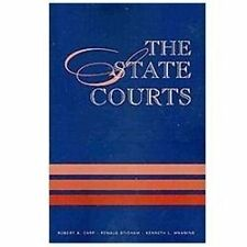 The State Courts, Manning, Kenneth L, Stidham, Ronald, Carp, Robert A, Very Good