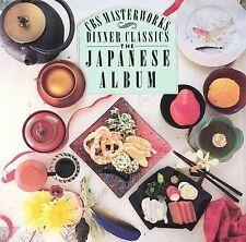 Dinner Classics: The Japanese Album Various Audio CD Used - Very Good