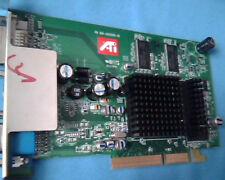 AGP card ATI 109-A03500-10 Radeon 9550XL 256MB 102A0352312 DVI VGA TV