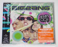 BIGBANG - ガラガラ Garagara GO!! (Japan 2nd Single) [JAPAN Version] Type-B
