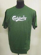 CARLSBERG T-shirt Maniche Corte Verde
