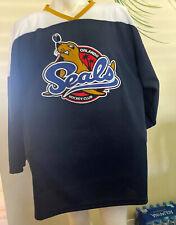 Orlando Seals 2002-2003 Inaugural Season 3XL Hockey Jersey