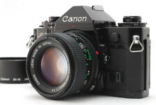 【N MINT+++】Canon A-1 A1 SLR Film Camera 50mm f/1.4 Lens From JAPAN