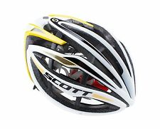 "Scott Fuga Road CX Mountain Bike Race Cycle Helmet Large 59-61cm 23.2""-24.4"""