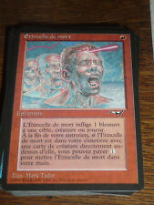 MTG Magic the Gathering ETINCELLE DE MORT Alliances French NEW never played