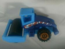 2007 Hot Wheels Blue and Purple Road Paver