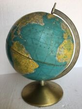 Vintage Rand McNally Class Room World Globe