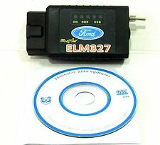 Elm327 WIFI Iphone Ipad Pour Ford Mazda diag HS-CAN/MS-CAN FORSCAN obd2 Android
