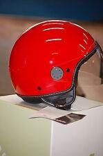 All New Genuine Vespa Aviator Helmet - Red - Size Large