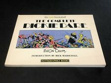 THE COMPLETE DICKIE DARE - FANTAGRAPHICS BOOKS - MILTON CANIFF 1986