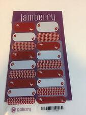 Jamberry Vinyl Nail Wraps ~ Full Sheet ~ Love Potion ~ Retired ~ (New)