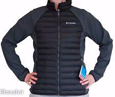 Columbia Flash Forward Hybrid Womens Jacket Down - Black All Sizes Large