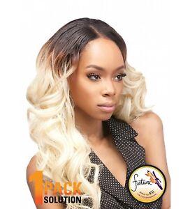 Outre Batik DUO Synthetic Weave VOLUME CURL 5 PCS-Weaving Hair