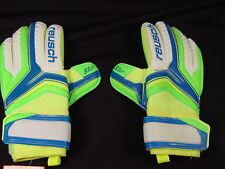 Reusch Soccer Goalie Gloves SERATHOR S1 Junior Youth SZ 5 3772215S SAMPLES Green
