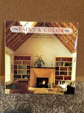 Paint and Color - Jessica Elin Hirshman - 72 pages Hardback - color photos