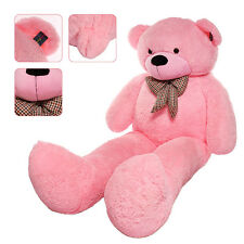 "Joyfay® 91"" Pink Giant Teddy Bear 230cm Stuffed Plush Toy Valentines Gift"