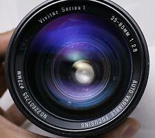 Vivitar Series 1 35-85mm F2.8 Fast Canon FD Mount Zoom Lens **Read**
