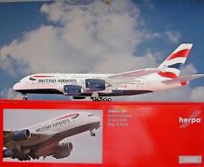 Herpa Wings 1:200  Airbus A380  British Airways  556040-001 Modellairport500