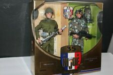 G.i. Joe 35th Anniversary Land Warriors Action Figure 2-pack Then and Now Caucas