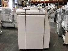 Xerox Light Production Finisher with Hole Punch Stapler C/Z Folder, MLA MUA