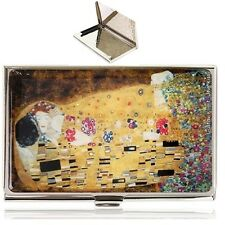 Business Card Case Holder ID Credit Card Case Mother of Pearl Made Korea HBC1001