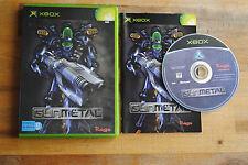 Jeu GUN METAL pour XBOX (CD remis à neuf) PAL VF