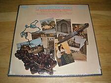 mascagni CAVALLERIA RUSTICANA milanov LP Record - Sealed