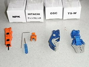 HITACHI Hitachi Construction Machinery Attachment Type 4 ZH200 Miniature ZAXIS