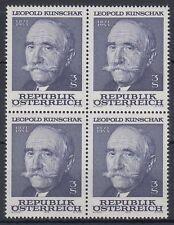 Österreich Austria 1978 ** Mi.1569 Kunschak Politiker Politician [sr1487]